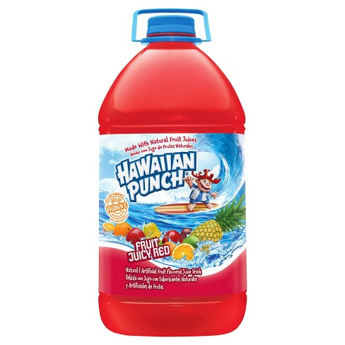 Hawaiian Punch Fruit Juicy Red - 1 gal Bottle - image 1 of 1