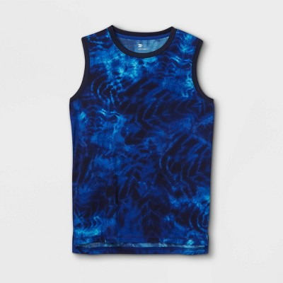 Boys' Sleeveless Printed T-Shirt - All in Motion™