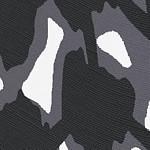 Abstract Dot Black
