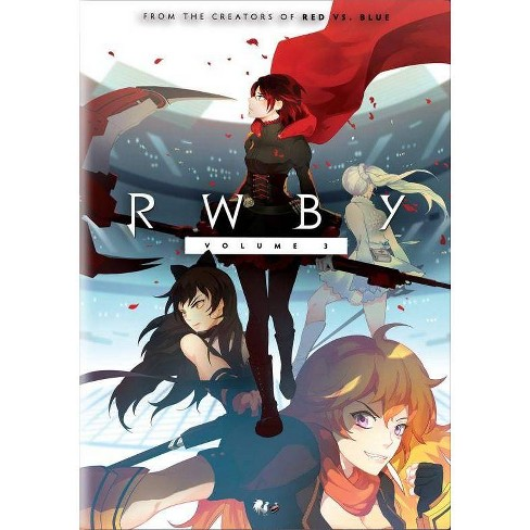 RWBY: Volume 3 (DVD) - image 1 of 1