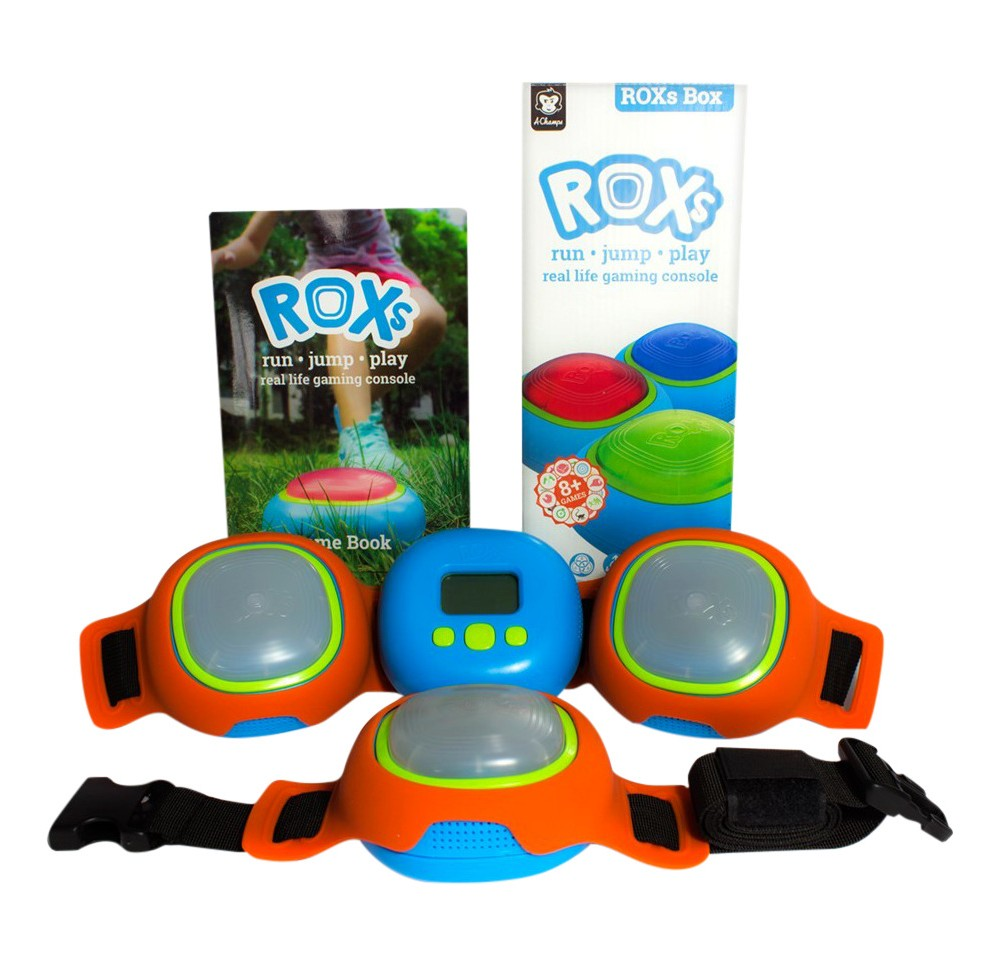 Image of ROXs Real Life Gaming Console Kids Active Play Set