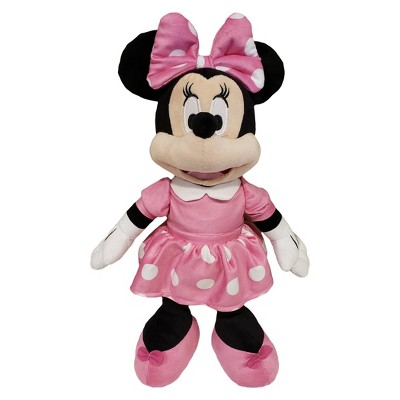 Minnie Mouse Throw and Pillow