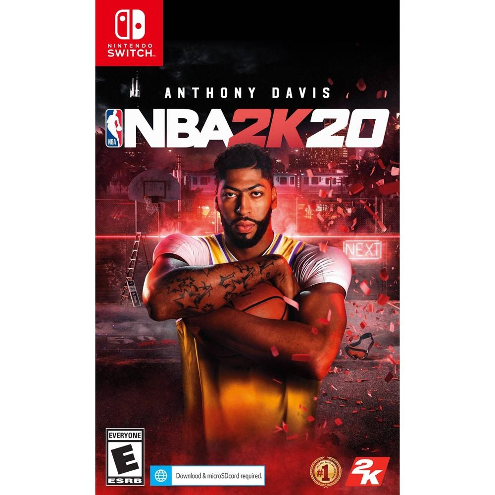 NBA 2K20 - Nintendo Switch was $29.99 now $19.99 (33.0% off)
