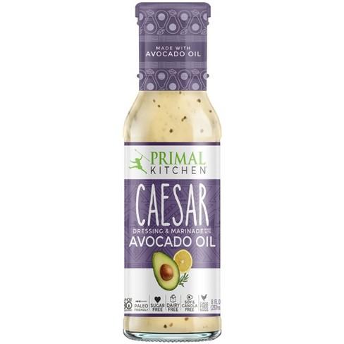 Primal Kitchen Dairy-Free Caesar Dressing with Avodacdo Oil - 8oz - image 1 of 3
