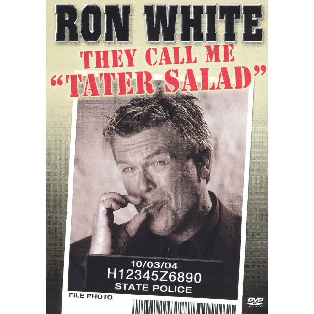 Ron white:They call me tater salad (Dvd)