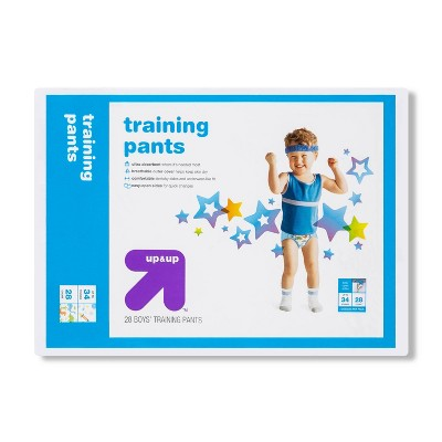Boys' Training Pants - up & up™ - (Select Size and Count)