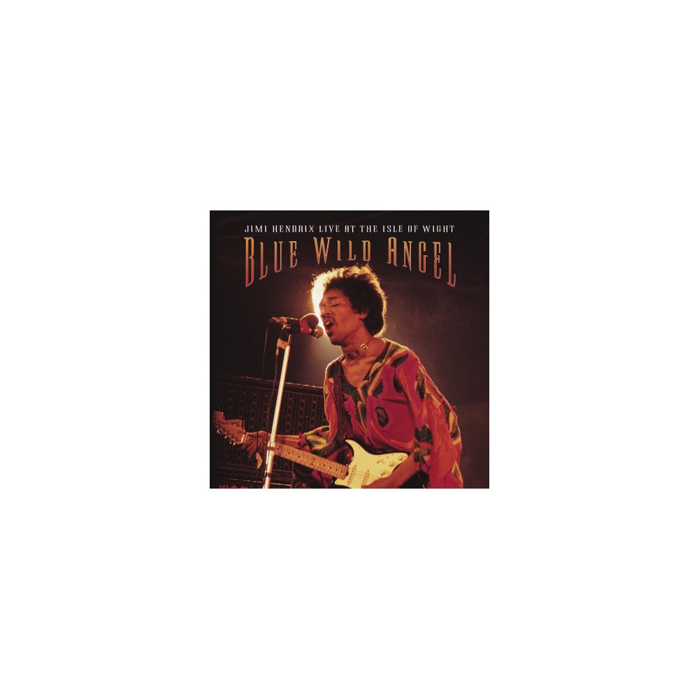 Jimi Hendrix - Blue Wild Angel:Jimi Hendrix Live At (CD)