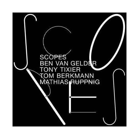 Scopes - Scopes (CD) - image 1 of 1