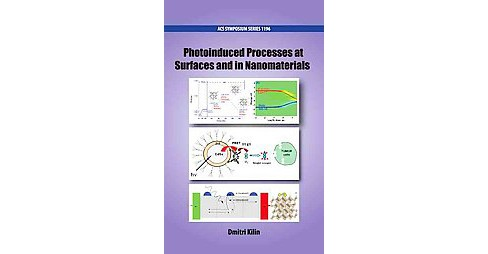 Photoinduced Processes at Surfaces and in Nanomaterials (Hardcover) - image 1 of 1