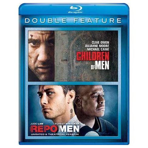 Children of Men / Repo Men (Blu-ray) - image 1 of 1