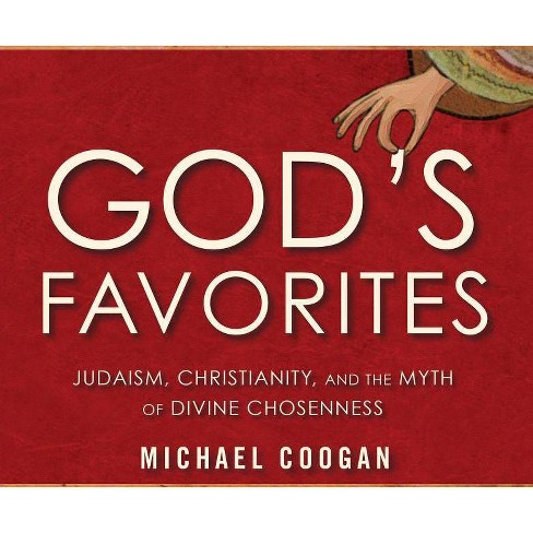God's Favorites - by  Michael Coogan (AudioCD) - image 1 of 1