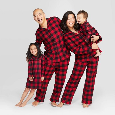Target Buffalo Check Pajamas