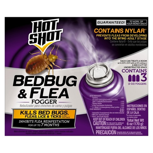 3pc Area Insecticides - Hot Shot - image 1 of 1