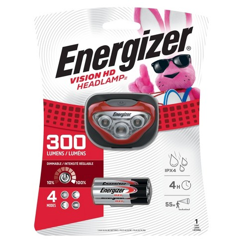 Energizer Vision LED HD Headlamps and Wearable Lights - image 1 of 4