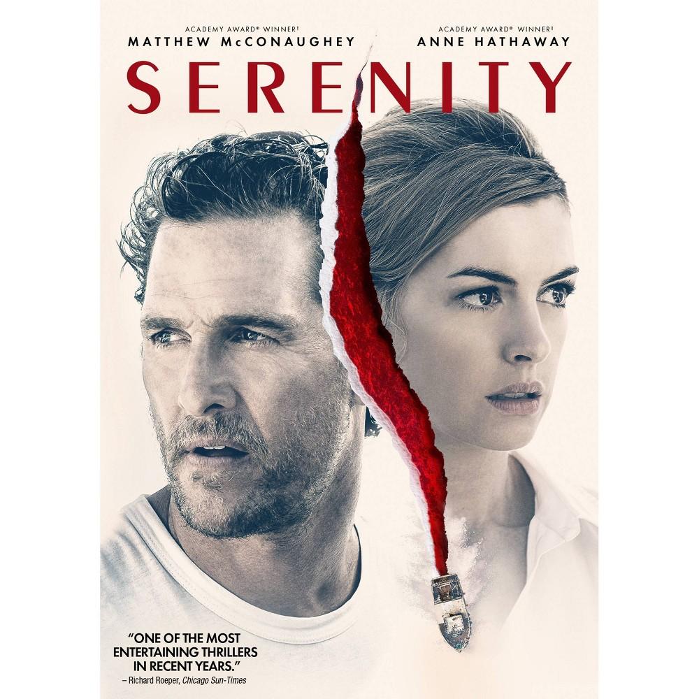 Serenity 2019 Dvd