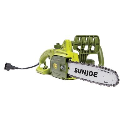 Sun Joe SWJ699E Electric Chain Saw | 14 inch | 9.0 Amp