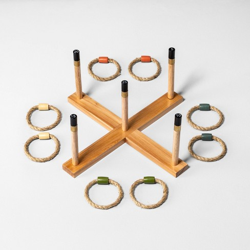 Ring Toss Game Set - Hearth & Hand™ with Magnolia - image 1 of 4