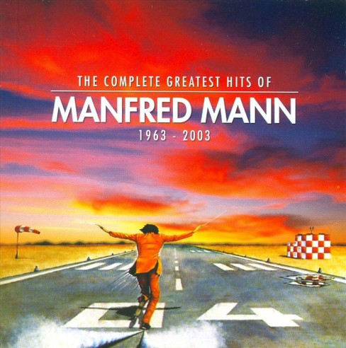 Manfred mann - Complete greatest hits 1963-2003 (CD) - image 1 of 1