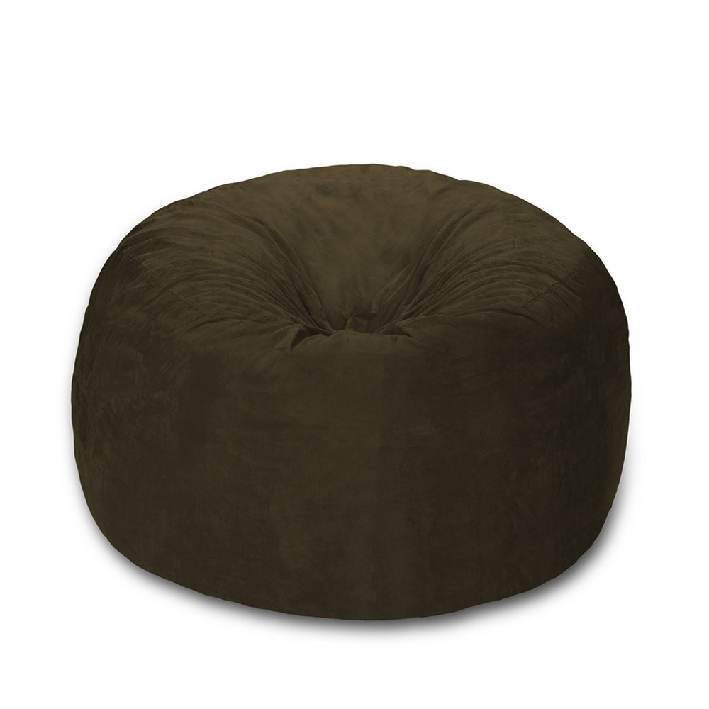 5 ft Microsuede Sack Olive (Green) - Relax Sack