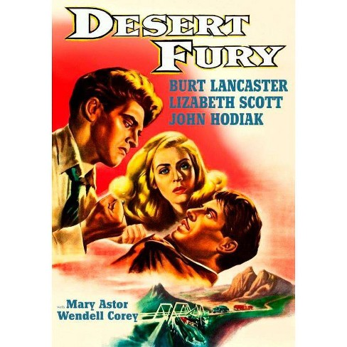 Desert Fury (DVD) - image 1 of 1