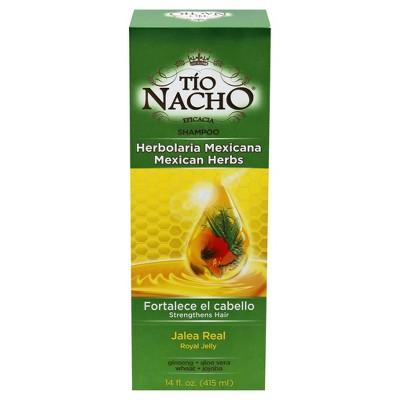 Tio Nacho Mexican Herbs Strengthening Shampoo - 14 fl oz