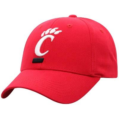 NCAA Cincinnati Bearcats Men's Structured Brushed Cotton Hat