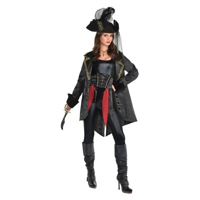 Adult Maiden Jacket Halloween Costume One Size