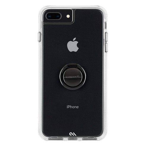 Case-Mate Smartphone Black Solid Ring - image 1 of 1