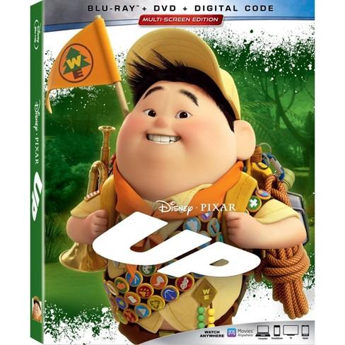 UP (Blu-Ray + DVD + Digital) - image 1 of 1