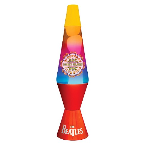 Lava Lite® The Beatles Sgt. Peppers Lava Lamp - image 1 of 1