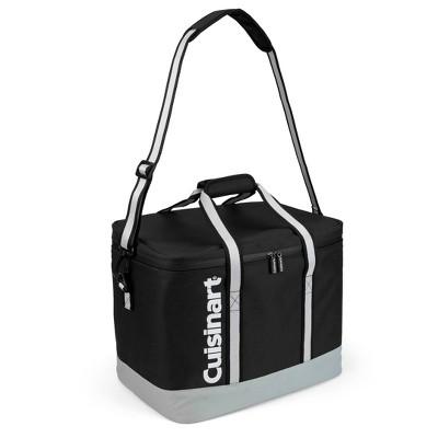 Cuisinart Large Compartment 25.4qt Square Cooler - Black