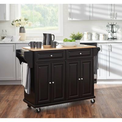 Georgia Kitchen Cart - Buylateral