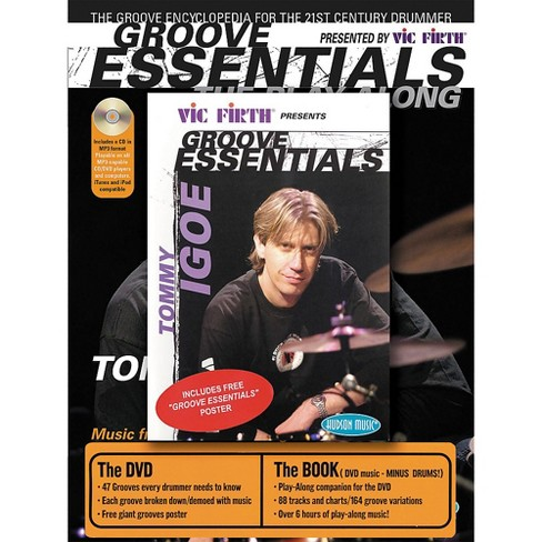 Hudson Music Tommy Igoe Groove Essentials (Book/Online Audio/DVD Combo Pack) - image 1 of 1