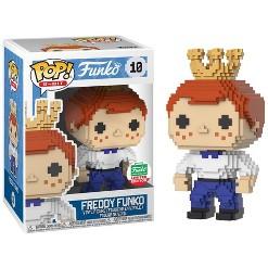 Funko POP! 8-Bit Freddy Funko Vinyl Figure #10