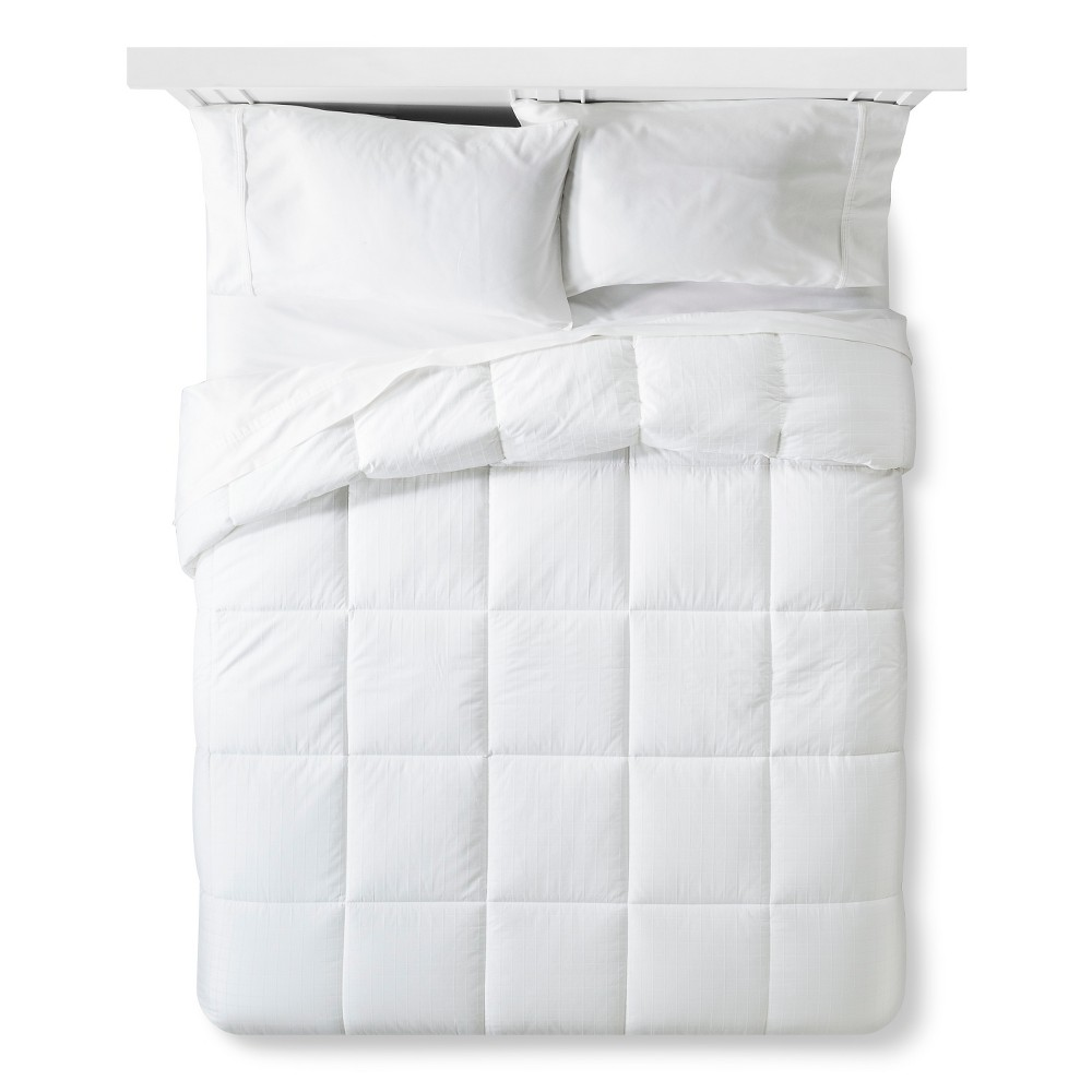 Image of Candice Olson Down Alternative Comforter - White (Full/Queen)