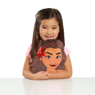 Moana Character Head Plush