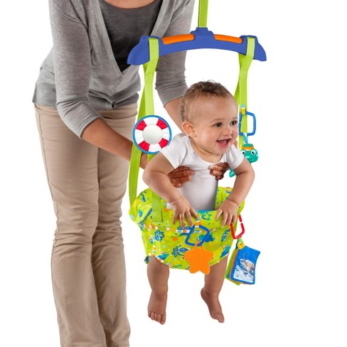 afb1d6214 Baby Einstein™ Sea   Discover Door Jumper™   Target