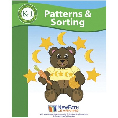 Newpath Learning Patterns & Sorting Student Activity Guide, Grade K to 1
