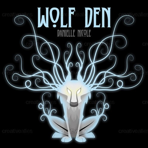 Danielle nicole - Wolf den (CD) - image 1 of 1