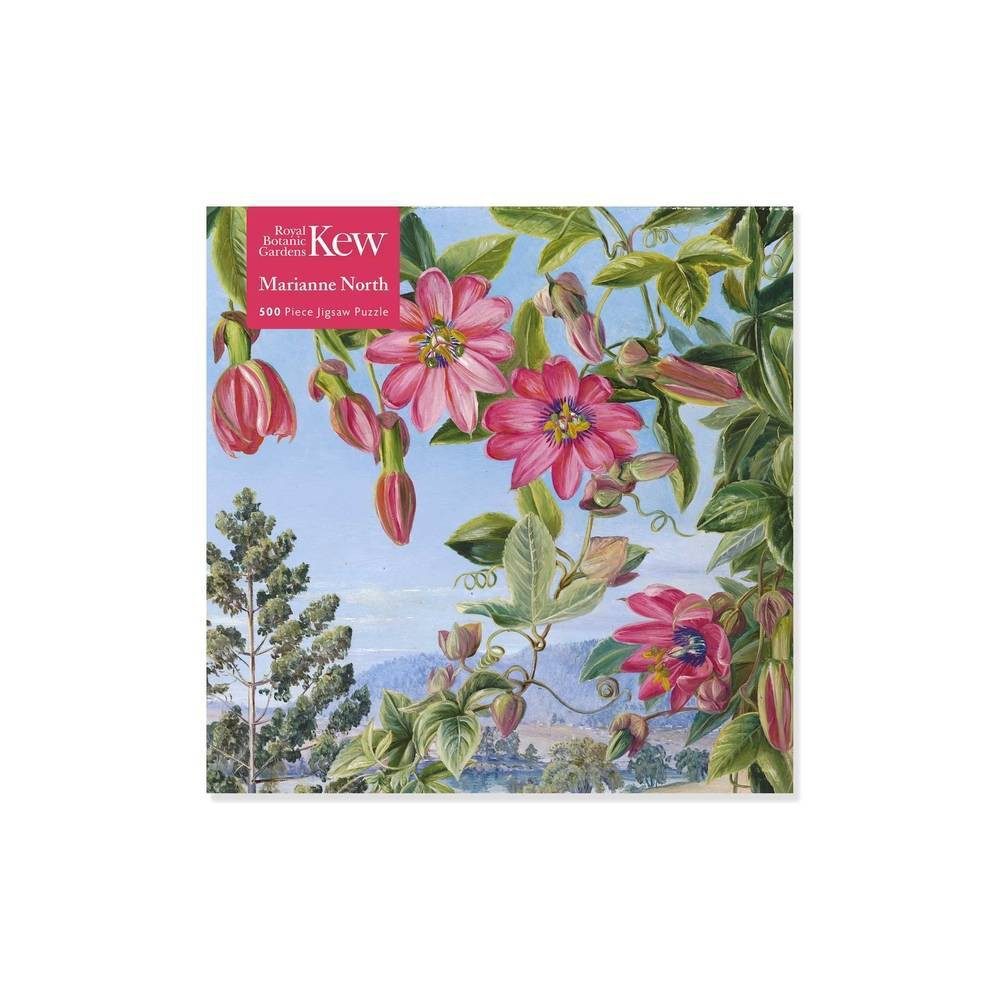 Adult Jigsaw Puzzle Kew Marianne North View In The Brisbane Botanic Garden 500 Pieces 500 Piece Jigsaw Puzzles Hardcover