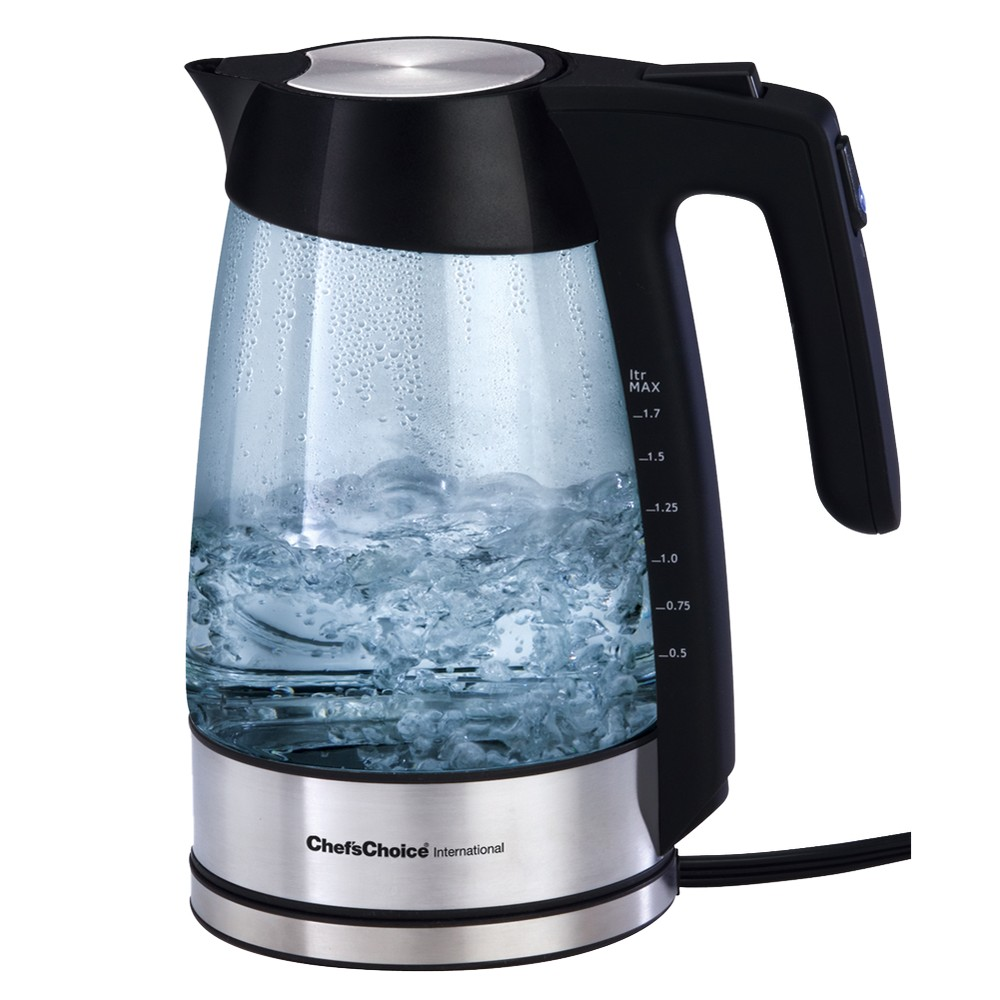 Chef's Choice Cordless Electric Kettle – Glass 11158836