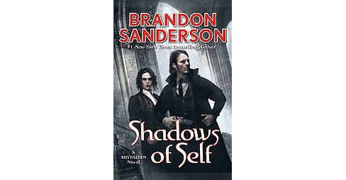 Shadows of Self (Hardcover) (Brandon Sanderson) - image 1 of 1