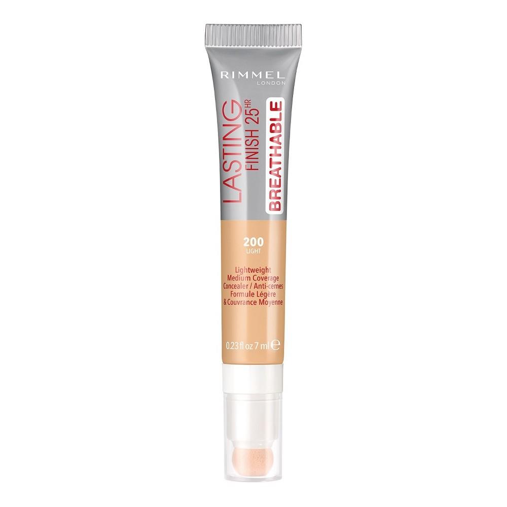 Image of Rimmel Lasting Finish Breathable Concealer 200 light - 0.23 fl oz