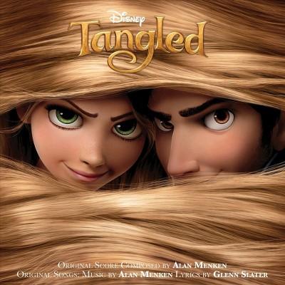 Alan Menken - Tangled (Score) (Original Motion Picture Soundtrack) (CD)