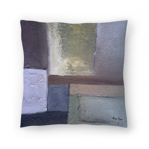 Americanflat Concrescence 7 By Hans Paus Throw Pillow Target