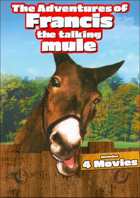 Adventures of francis the talking mul (DVD) - image 1 of 1