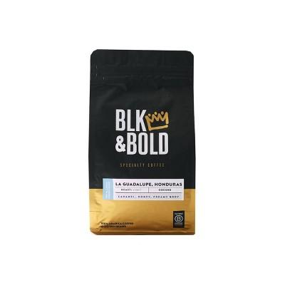 BLK & Bold La Guadalupe Honduras, Light Roast Ground 12oz