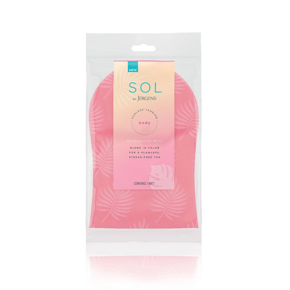 Image of SOL By Jergens Tanning Mitt - 1ct