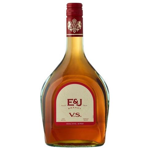 E&J VS Brandy - 750ml Bottle - image 1 of 2