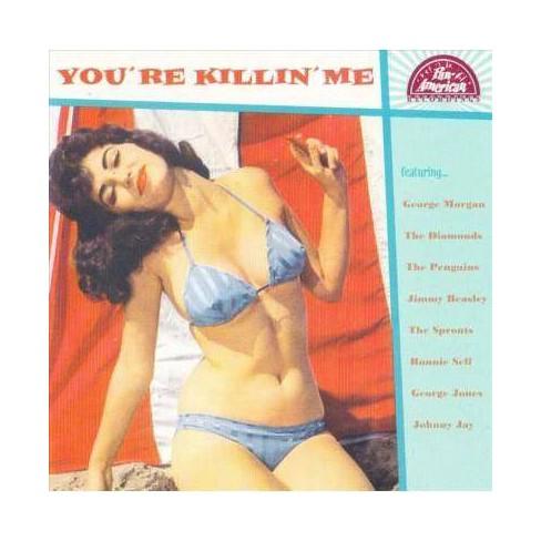 Various - You're Killin' Me (CD) - image 1 of 1